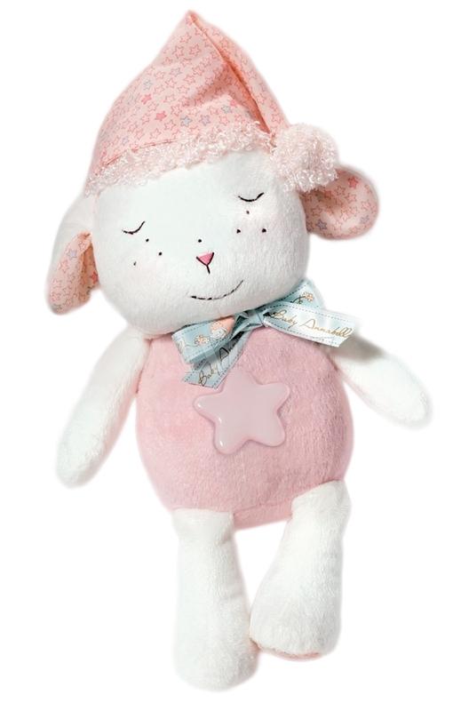 MY FIRST BABY ANNABELL ovečka na spaní