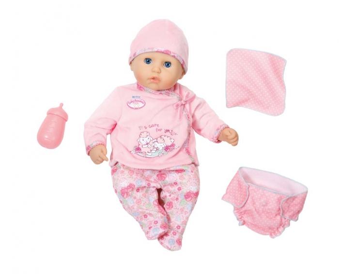 Panenka My First Baby Annabell Pečuj o mě