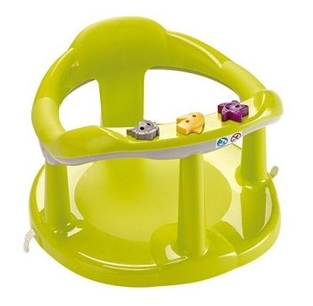 Thermobaby sedátko do vany Aquababy - zelené