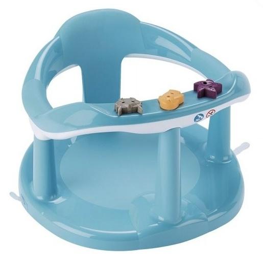 Thermobaby sedátko do vany Aquababy - modré
