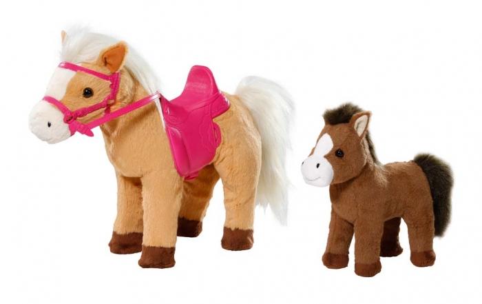 Kůň interaktivní s hříbátkem BABY born