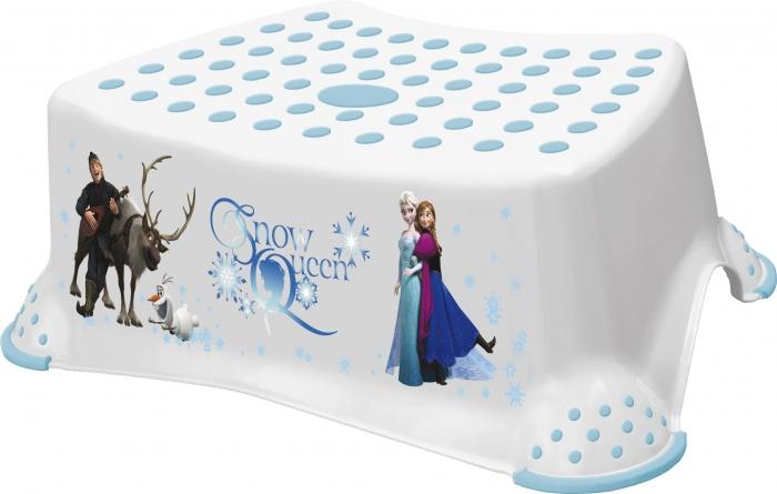 Stolička, schůdek s protiskluzovou funkcí - Frozen