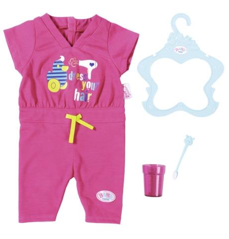 BABY born Pyžamo s kartáčkem na zuby pro panenku