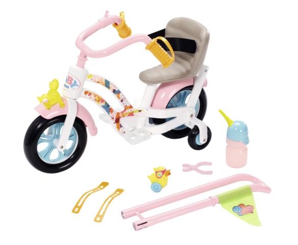 BABY born Jízdní kolo pro panenku