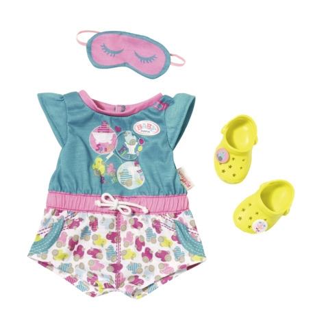 Oblečení BABY born pyžamko a bačkůrky