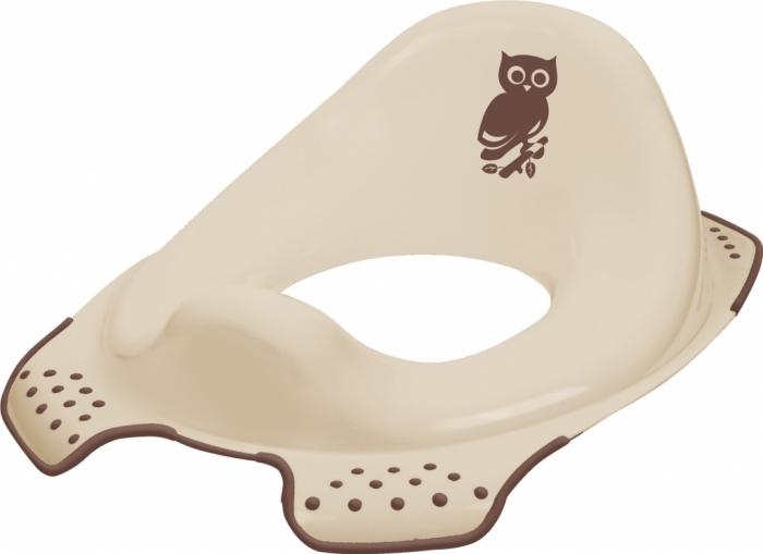 Adaptér - treningové sedátko na toaletu Forest - hnědý