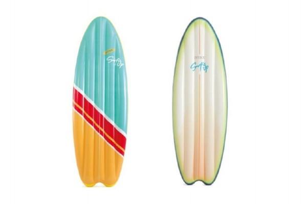 Lehátko nafukovací surf asst 2 barvy 178x69cm v krabici
