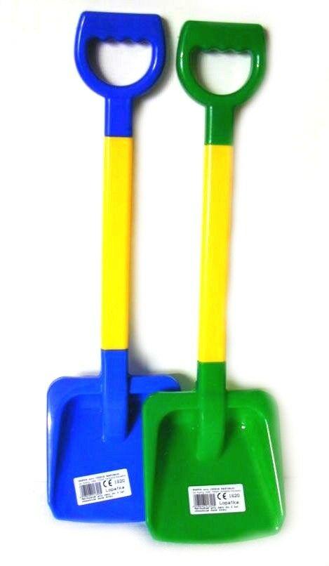 Lopatka 55 cm plastová