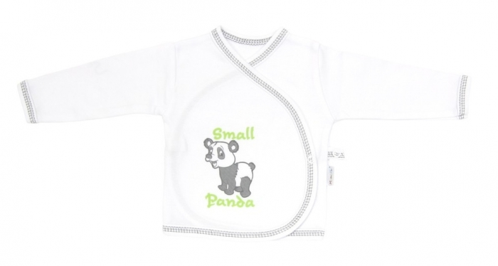 Novorozenecká košilka Mamatti - Panda