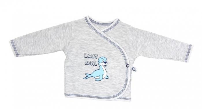 Novorozenecká košilka Mamatti - Tuleň