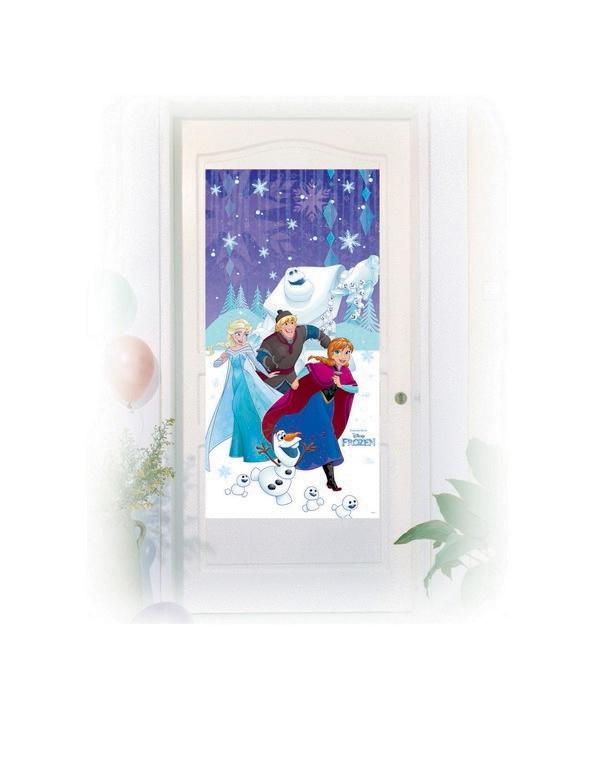 PROCOS dekorace Frozen 150x75 cm