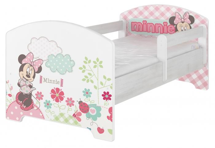 Dětská postel Disney - Minnie