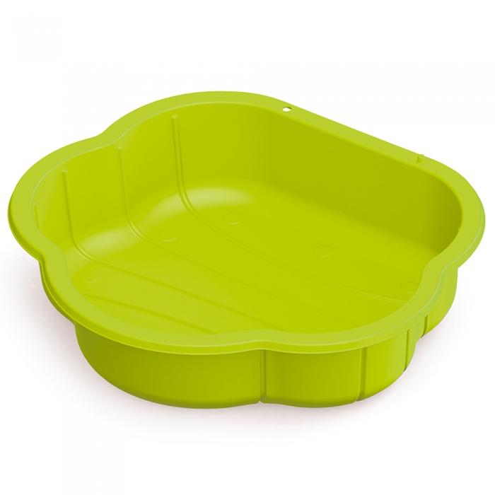 Pískoviště, bazének s krytem - zelené