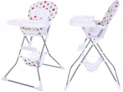 Jídelní židlička ACE ECO TOYS - bílá