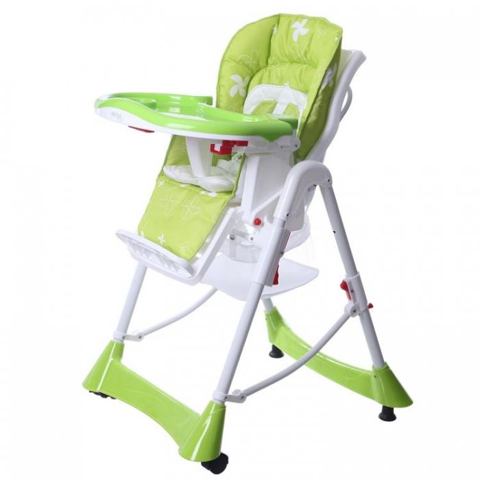 Jídelní stoleček ECO TOYS - zelený