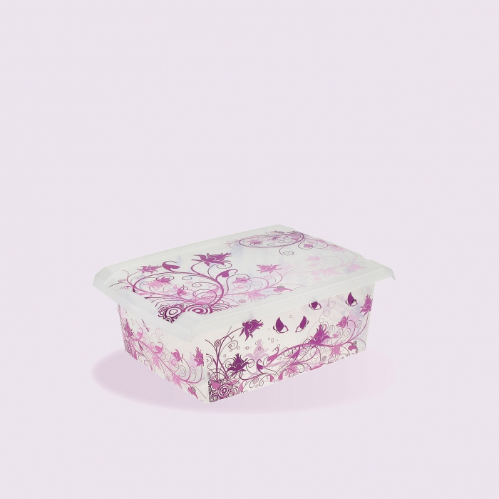 Plastový box Ornament - 10l