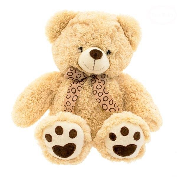 Plyšový medvídek 40cm - béžový