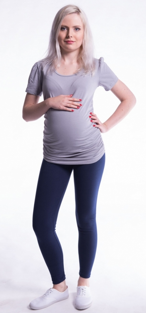 Těhotenské legíny - granát