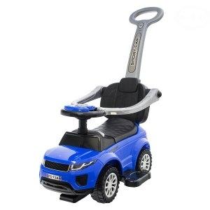 Jezdítko,odstrkovadlo, odrážedlo SPORT CAR - modré