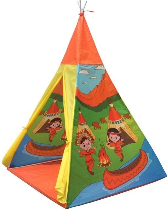 Dětský indiánský teepee