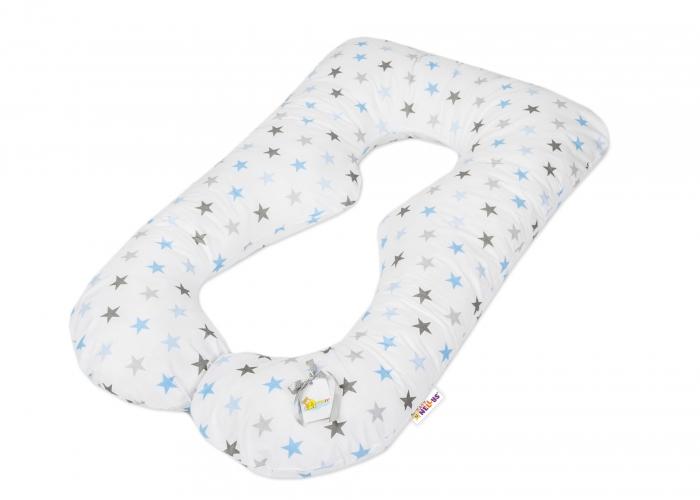 Kojící polštář - relaxační poduška Baby Nellys - 317