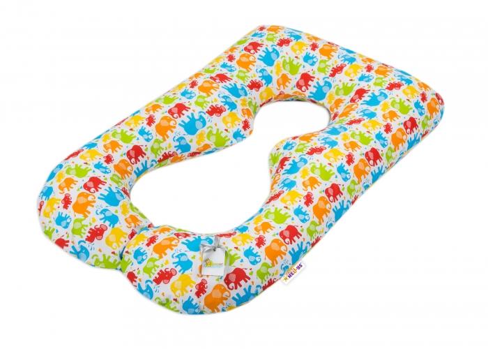 Kojící polštář - relaxační poduška Baby Nellys - 341