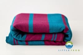 Little FROG Tkaný šátek na nošení dětí - CHAROIT