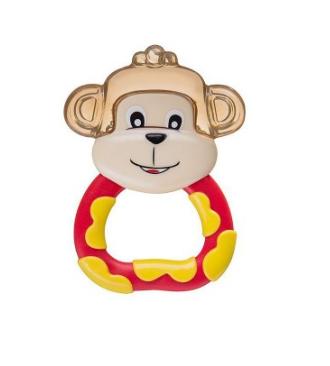 Chrastítko s kousátkem AKUKU - Opička