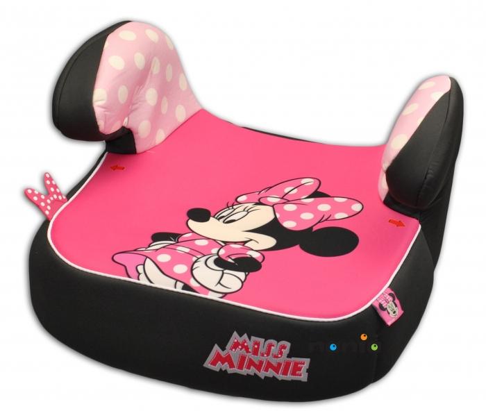 Autosedačka - podsedák Nania Dream - Luxe Minnie