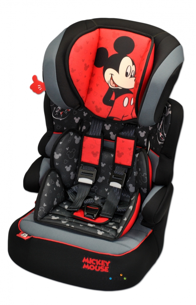 Autosedačka Nania Beline LX - Luxe Mickey