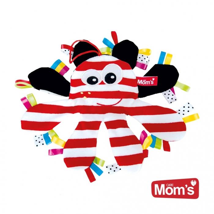 Edukační hračka šustík - Chobotnice