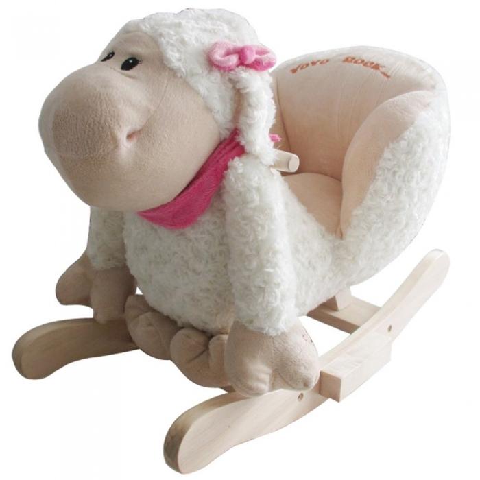 GrandS Houpací ovečka s melodii