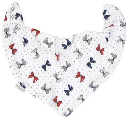Dětský šátek na krk Mamatti Kočička MAŠLIČKA