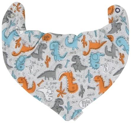 Dětský šátek na krk Mamatti DINO