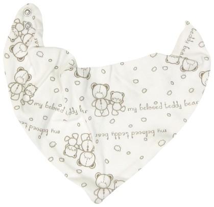 Dětský šátek na krk Mamatti Baby Bear TEDDY