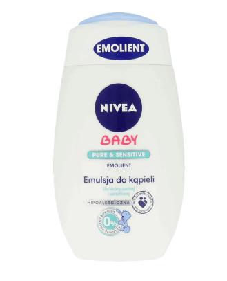 Mycí emulze NIVEA Pure & Sensitive - 200 ml