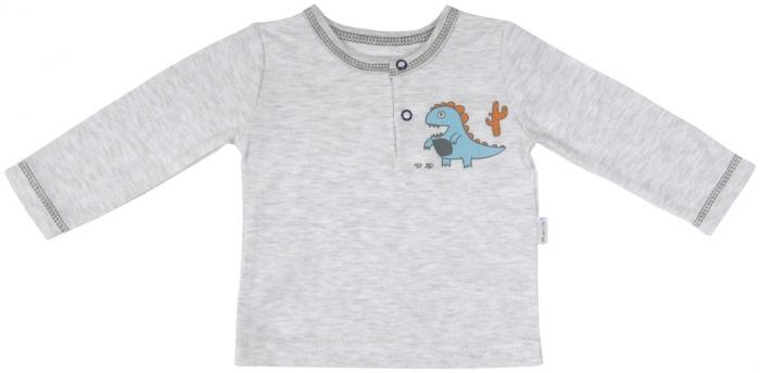 Bavlněné tričko/polo Mamatti - DINO