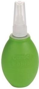 Nosní odsávačka s dvěmi koncovkami Canpol Babies - zelená