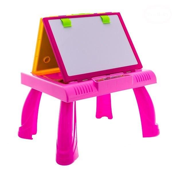 Interaktivní tabule, stoleček