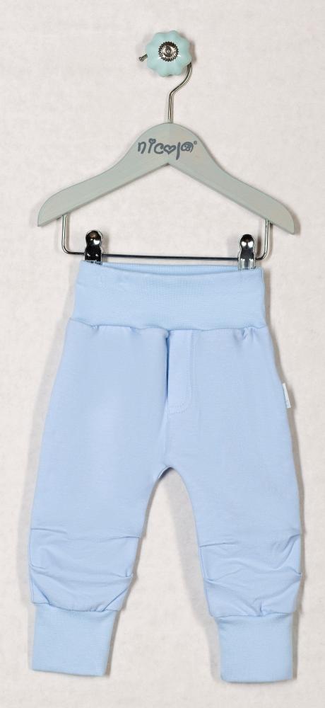 Tepláčky, kalhoty OCEÁN - sv. modré, roz. 62