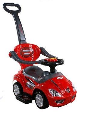 Jezdítko,odstrkovadlo, odrážedlo CAR - červené