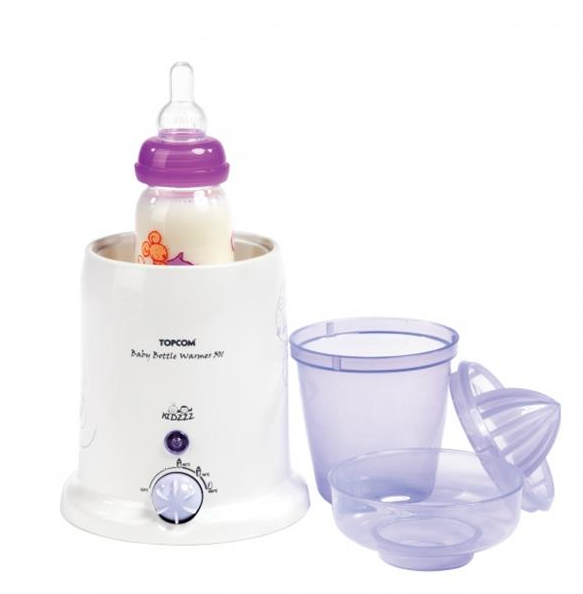 Ohřívač kojeneckých láhví a sterilizátor 3v1