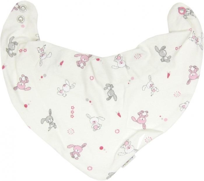 Dětský šátek na krk Zajíček