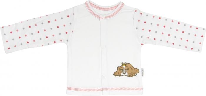 Bavlněná košilka Pejsek, roz. 68