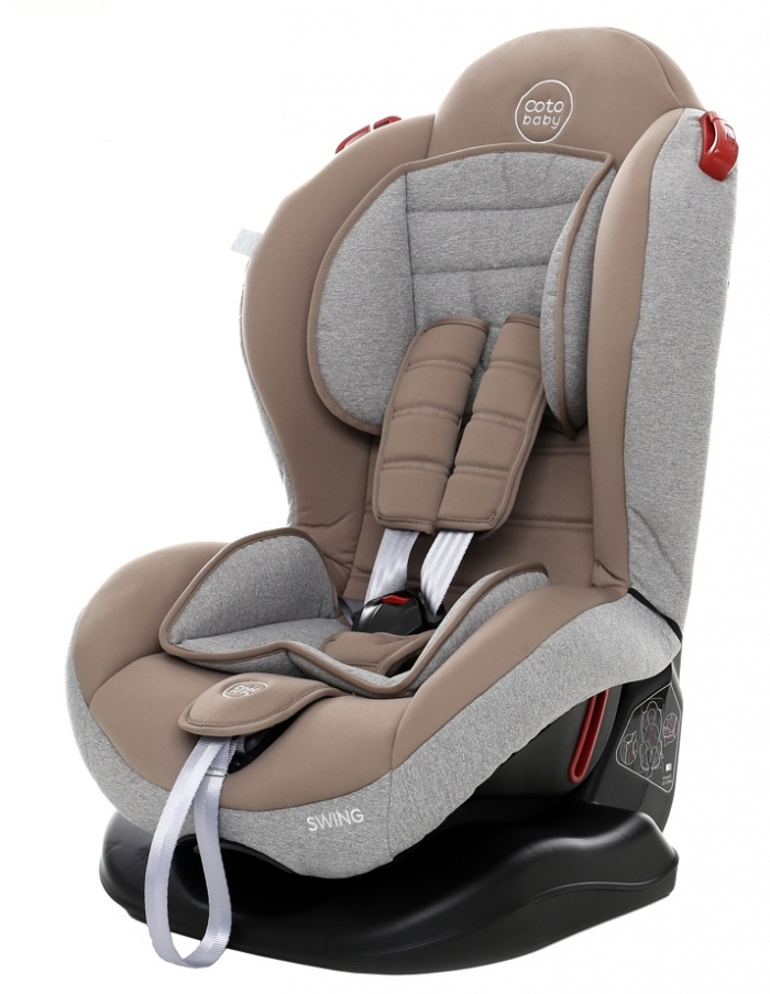 Autosedačka Coto Baby Swing 9-25kg. 2018 - Béžová