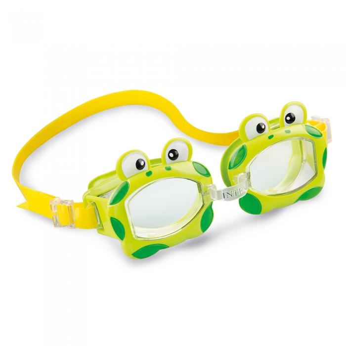 Brýle do vody dětské, 3 druhy