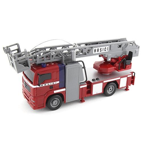 Auto hasičské auto 31 cm, česká verze
