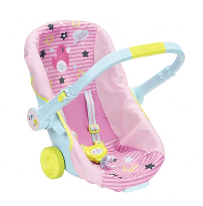 BABY born Přenosná sedačka na kolečkách