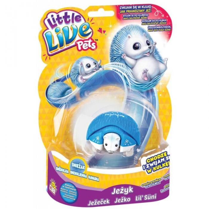 Little live pets Ježek (4 druhy)