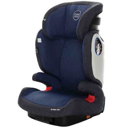 Autosedačka Coto Baby Rumba Pro Isofix - Melange Blue